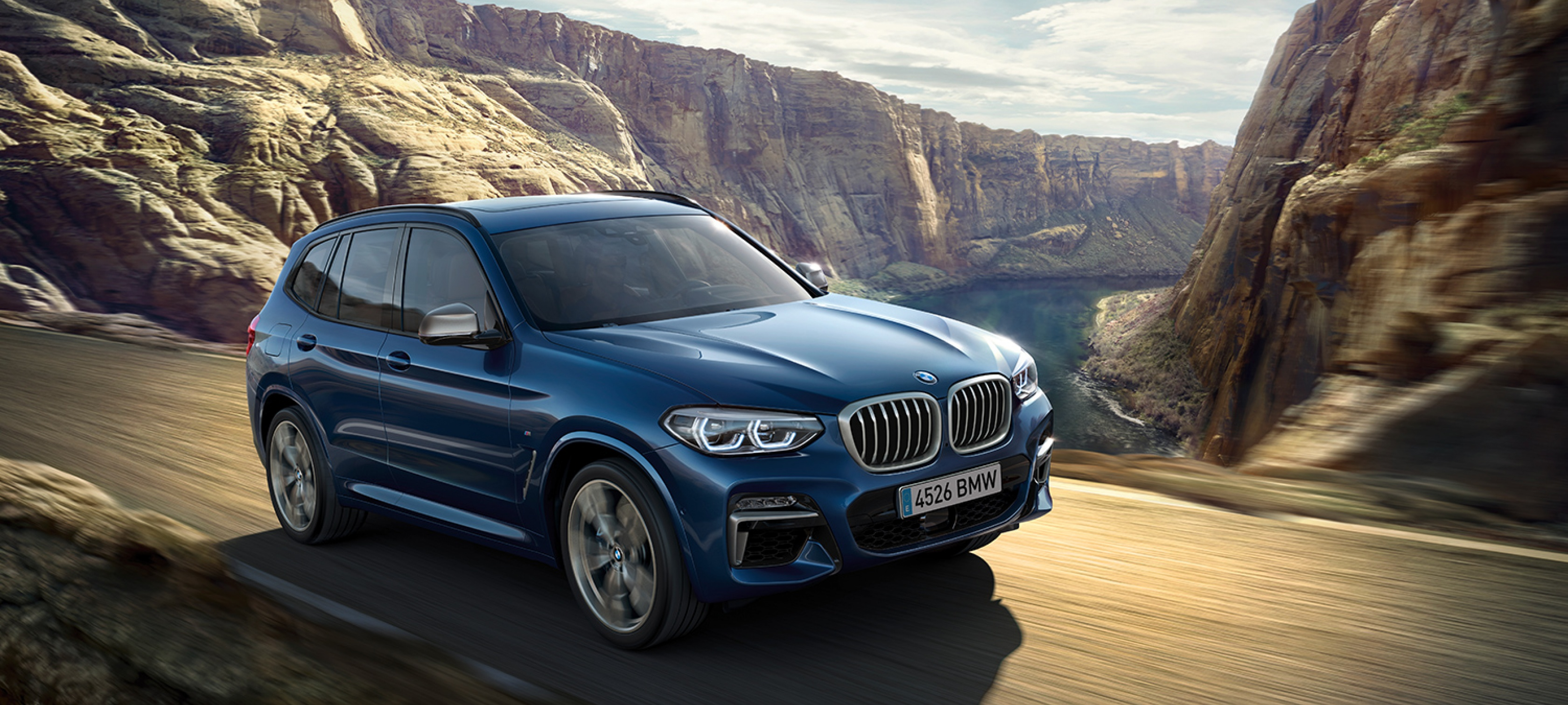 BMW X3 DESDE 190 €/MES